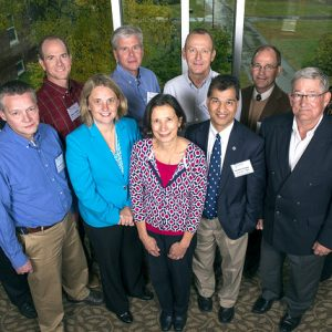 Advisory Board members in 2016