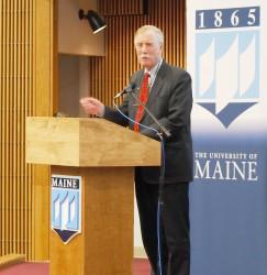 US Senator Angus King