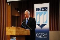 US Representative Mike Michaud